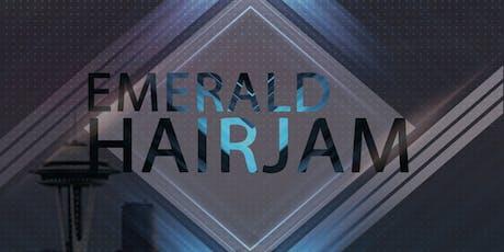 Emerald hairjam  tickets
