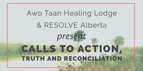 Calls to Action, Truth and Reconciliation tickets