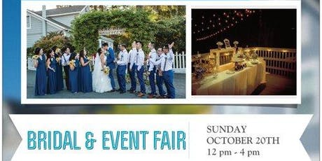 Bridal & Event Faire tickets
