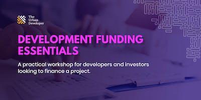 Development Funding Essentials - Brisbane