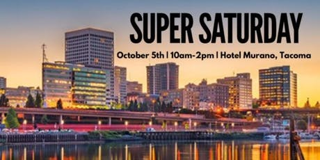 Seattle Super Saturday tickets