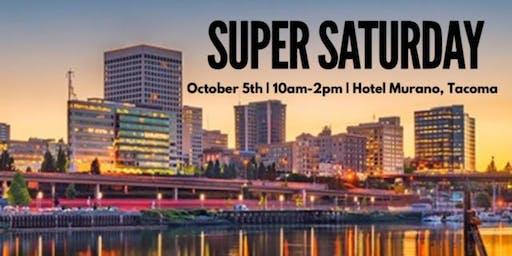 Seattle Super Saturday