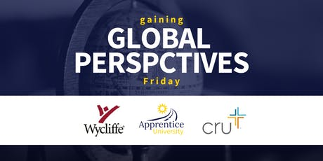 Global Perspectives: Friday tickets