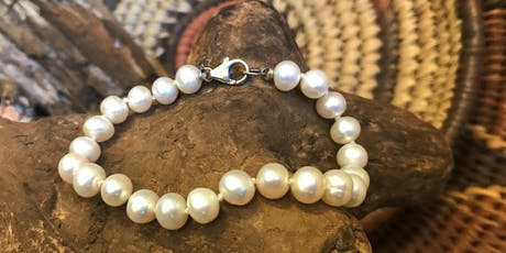 Pearl Knotting Class tickets