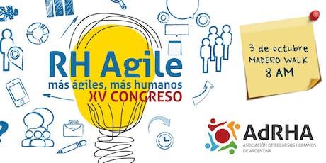 RH Agile - Más agiles, más humanos entradas