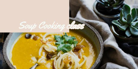 Cooking Soups @ The Lab tickets