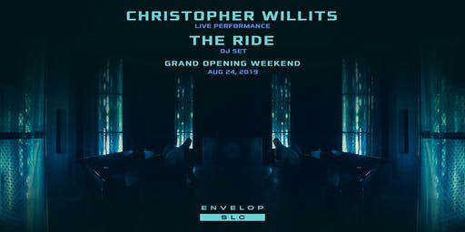 (Envelop SLC) Christopher Willits | The Ride - Showcase