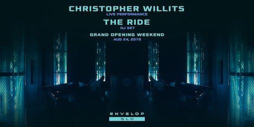 (Envelop SLC) Christopher Willits | The Ride - Showcase
