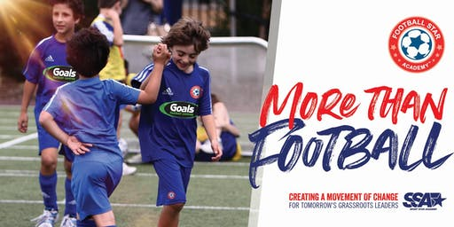 FREE Soccer Clinic (Ages 5 to 12)