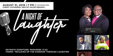 A Night Of Laughter  tickets