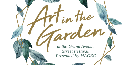 Call for Artists - Art in the Garden
