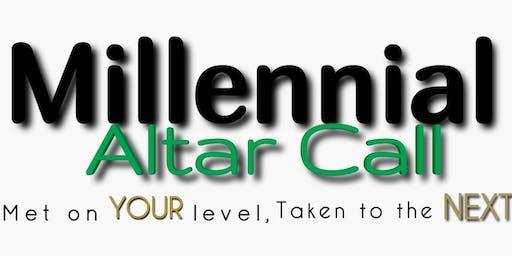 The Lost One: A Millennial Altar Call (DMV)