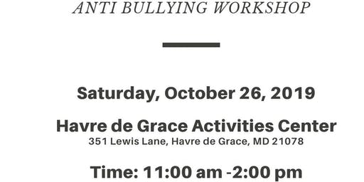 "Anti-Bullying Workshop ""No More"""