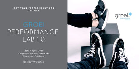 groei performance lab 1.0 tickets
