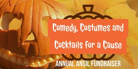 ANSIL Mystery Tricks And Treats Fundraiser tickets