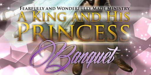 A King and His Princess Banquet