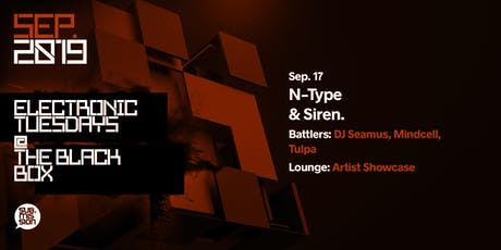 N-Type & Siren. at Sub.mission Electronic Tuesdays tickets