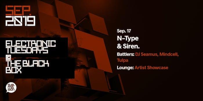 Electronic Tuesdays, N-Type – Denver – Sep 17 | edmtrain