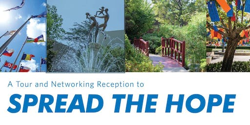 """City of Hope: """"Spread the Hope"""" Tour & Networking Reception - September 5, 2019"""