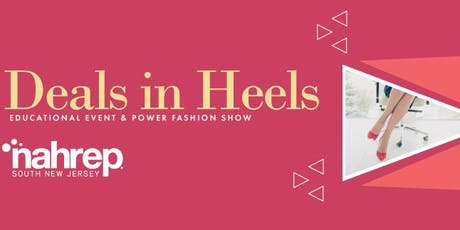 NAHREP South New Jersey: Deals in Heels tickets