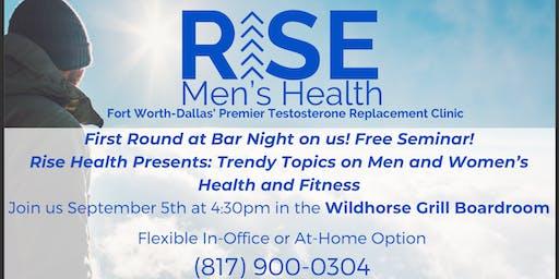 Robson Ranch Seminar: Men and Women's Health