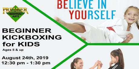 Beginner Kickboxing tickets