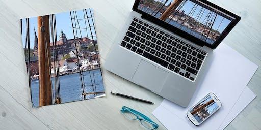 Get Online Week! Photo Editing and Digital Art Workshop