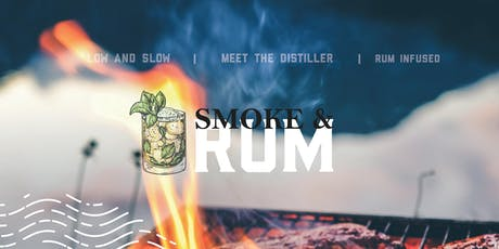 Smoke & Rum Chef's Event - Moku Cairns tickets