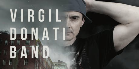 Virgil Donati w/ Igneous, Pale Blue Erf, The Unsettled Serenade tickets