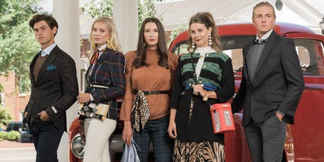 Cary Lifestyle Fall Fashion Preview for Saving Grace NC tickets