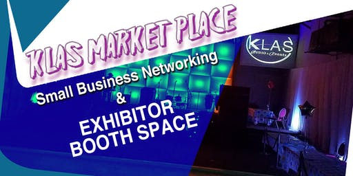 Small Business Networking & Exhibitor Booth Space