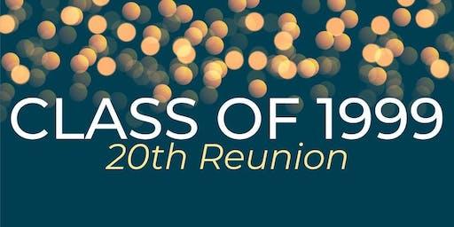 CVHS Class of 1999 Reunion