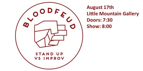 Bloodfeud: Bees Knees tickets