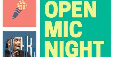 Open Mic at Jokesters 22