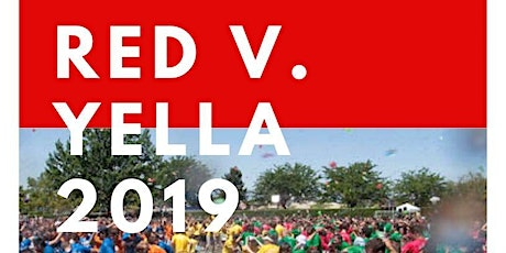 RED V. YELLA WATER BALLOON FIGHT tickets