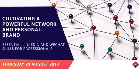 ACBC Vic: China: Cultivating a powerful network and personal brand - Essential LinkedIn and WeChat skills for professionals tickets