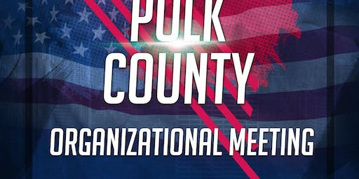 Polk County Chapter Organizational Meeting