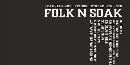 2019 Fall Folk-n-Soak Music/Hot Springs/Yoga/Camping Festival