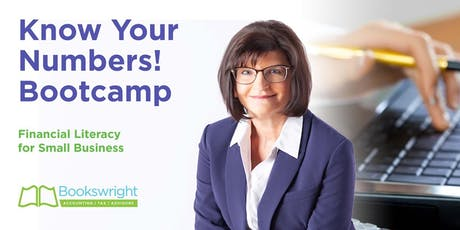 Know Your Numbers! Small Business Bootcamp 10/18/19 tickets
