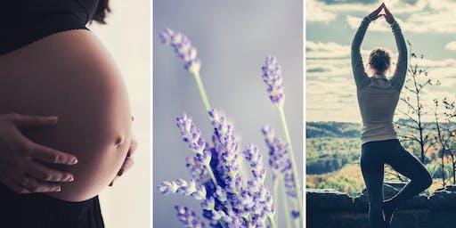 Pregnancy, Yoga & Natural Health