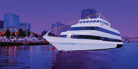 Halloween Moonlight R & B Cruise - Spirit of Norfolk tickets