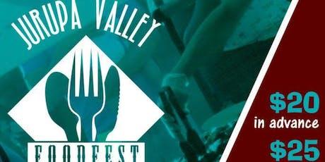 19th Annual Jurupa Valley Food Fest tickets