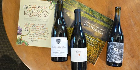 WINES OF THE WEST COAST TASTING tickets
