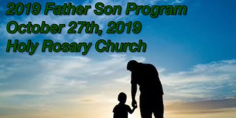 2019 Father Son Program tickets