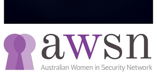 CSO AWSN Inaugural Women in Security Awards - Brisbane celebration 3 Sept 5-7 PM