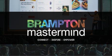 Brampton Mastermind | August 27th - Suraj Gupta - CEO & President of Rogue Insight Capital tickets