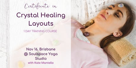 CRYSTAL HEALING COURSE | Crystal Healing Certification Training | Brisbane tickets