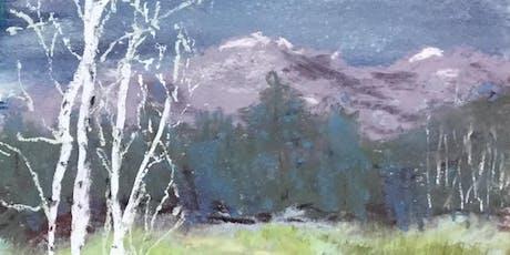 Beginning Soft Pastel Painting-Monday Nov 11,18,Dec 2,9, 9am-noon tickets