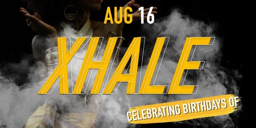 Xhale We are back!