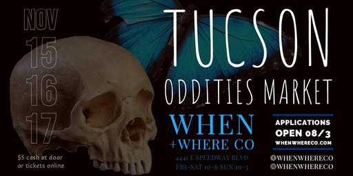 Tucson Oddities Market